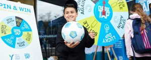 Yarra Valley Water Choose Tap activation